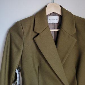 🆕 Babaton Mountain Moss Green Blazer